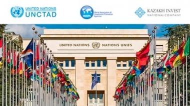 The United Nations presented World Investment Report 2020