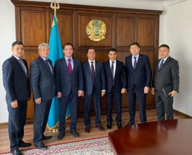 Russian investors intend to build a Mining and Processing Plant and a Chemical and Smelting Integrated Works in Kazakhstan